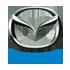 Steel wheels Mazda