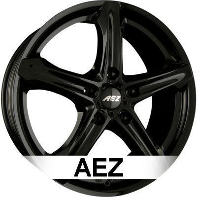 AEZ Yacht Dark 8x18 ET45 5x108 70.1